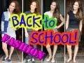 Back To School Fashion 2011!