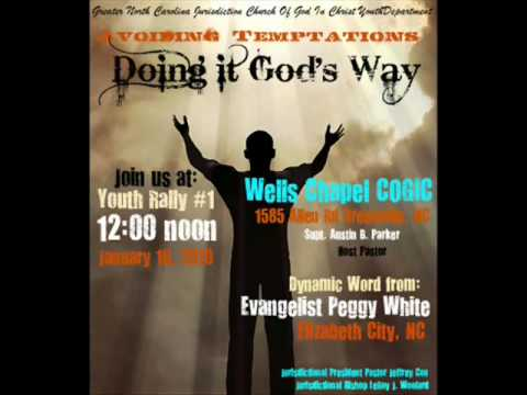GNCJ Youth Rally/#1~Evangelist White pt2(audio)