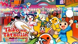 Taiko No Tatsujin: Drum 'n' Fun! - Official Switch Trailer