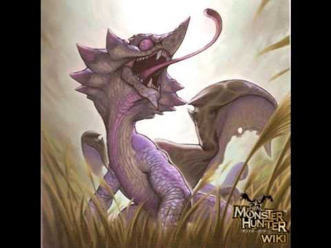 Monster Hunter Freedom Unite - Chameleos Theme - Extended