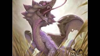 Monster Hunter Freedom Unite - Chameleos Theme - Extended