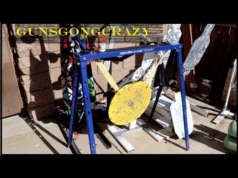 Guns Gong Crazy; Portable and Affordable Target system