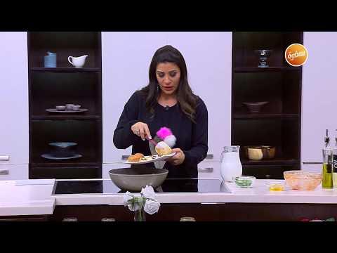 طريقة تحضير شوربة طماطم  أميرة شنب