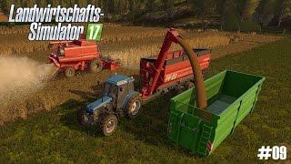 LS17 I Auenbach  #09 ★ Überladewagen im Einsatz ★ Landwirtschafts Simulator 17 [Deutsch/HD]