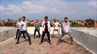 Badri Ki Dulhania, Varun, Alia | Holi special | choreography by THE DANCE MAFIA