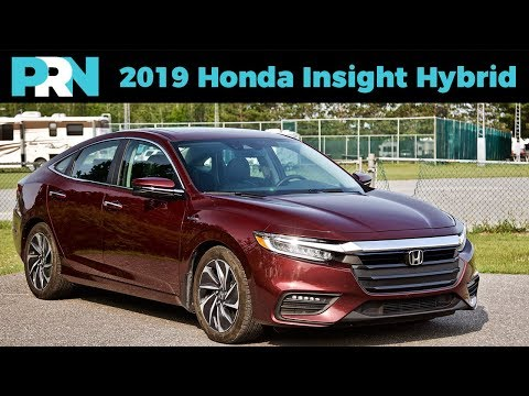 2019 Honda Insight Hybrid Touring   The Civic We Deserve