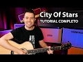 Cómo tocar City Of Stars Tutorial completo La La Land | guitarraviva
