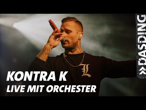 Kontra K und die Philharmonie Baden-Baden – Die beste Nacht mit Kontra K | DASDING
