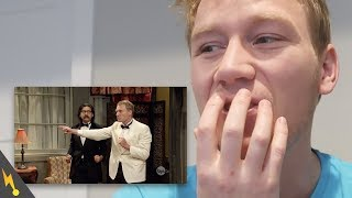 Studio C's Blame it on the Butler Sketch: Jason Reacts