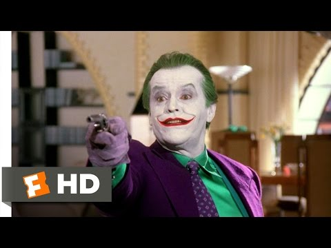 Batman (4/5) Movie CLIP - Dance With the Devil (1989) HD