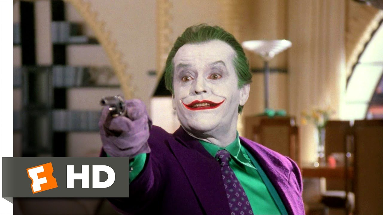 Batman 4 5 Movie Clip Dance With The Devil 1989 Hd