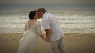 Wanda & John's Beach Wedding Highlights 🌊