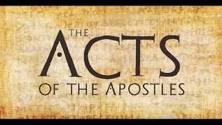 თეოფილე მალაქიას ბიბლიური ლექციები. ნაწილი 247-ე. მოციქულთა საქმეები. თავები 19 და 20