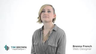 An interview with a woman learning to code - Brenna French Video