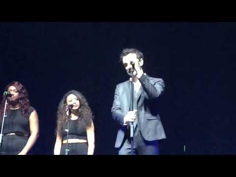 Ti ho voluto bene veramente (in lacrime) - Marco Mengoni live - Cirque Royal - Bruxelles 08/12/2016.