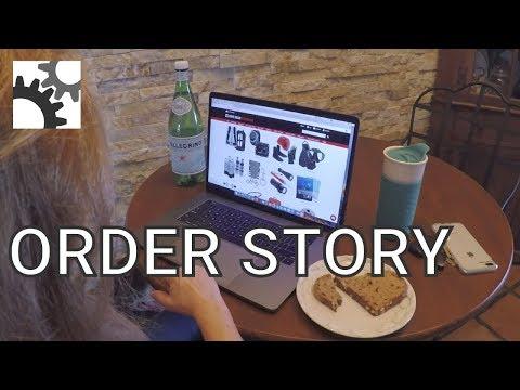 DGX Order Story