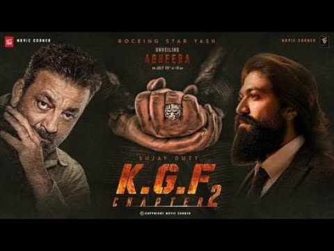 KGF CHAPTER 2 Date realised | yash | sanjay datt | audiance reaction