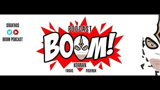Podcast BOOM Episode 38