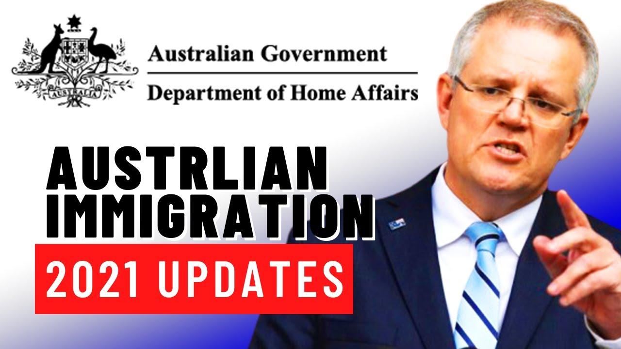 LATEST AUSTRALIAN VISA & IMMIGRATION NEWS- JANUARY 2021