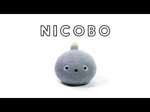 弱いロボット「NICOBO(ニコボ)」コンセプト編【パナソニック公式】