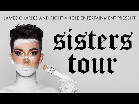 James Charles CANCELS His Tour