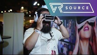 Naughty America VR Porn @ E3 2016