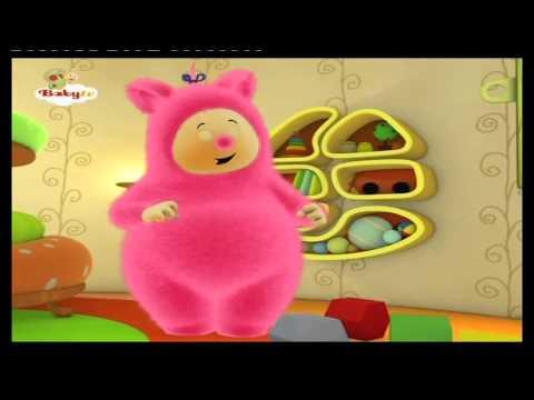 BABYTV - BILLY y BAMBAM juegan en casa