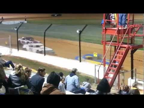 Thunder Stock Race at Putnam County Speedway