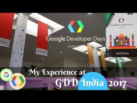 GDD India Vlog | My Experience at GDD...