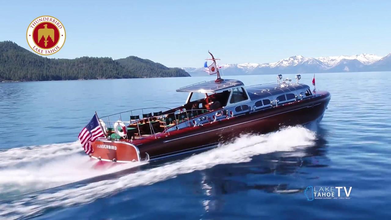 The Thunderbird Yacht Is Back