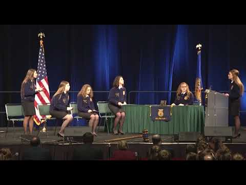Parliamentary Procedure - 90th National FFA Convention & Expo