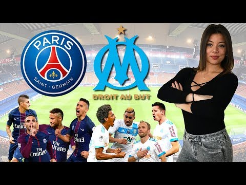 AVANT MATCH PARIS SAINT GERMAIN / OLYMPIQUE DE MARSEILLE 2018