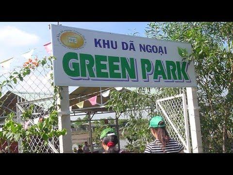 Khu dã ngoại Green Park - Củ Chi