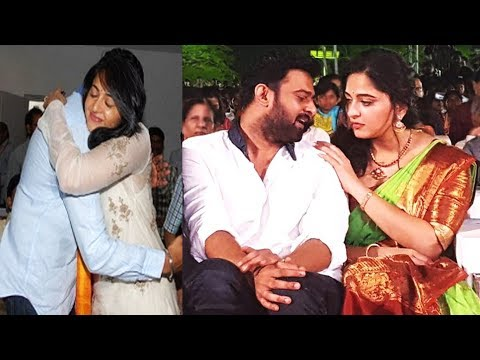 All Anushka And Prabhas Fans Must Watch - Lovely Unseen Pics Of Prabhas And Anushka