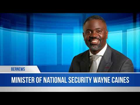 Minister Wayne Caines On Prison   House, May 10 2019