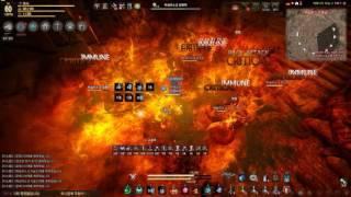 Black Desert awakening wizard [ PVE ] Pirates island - 北海