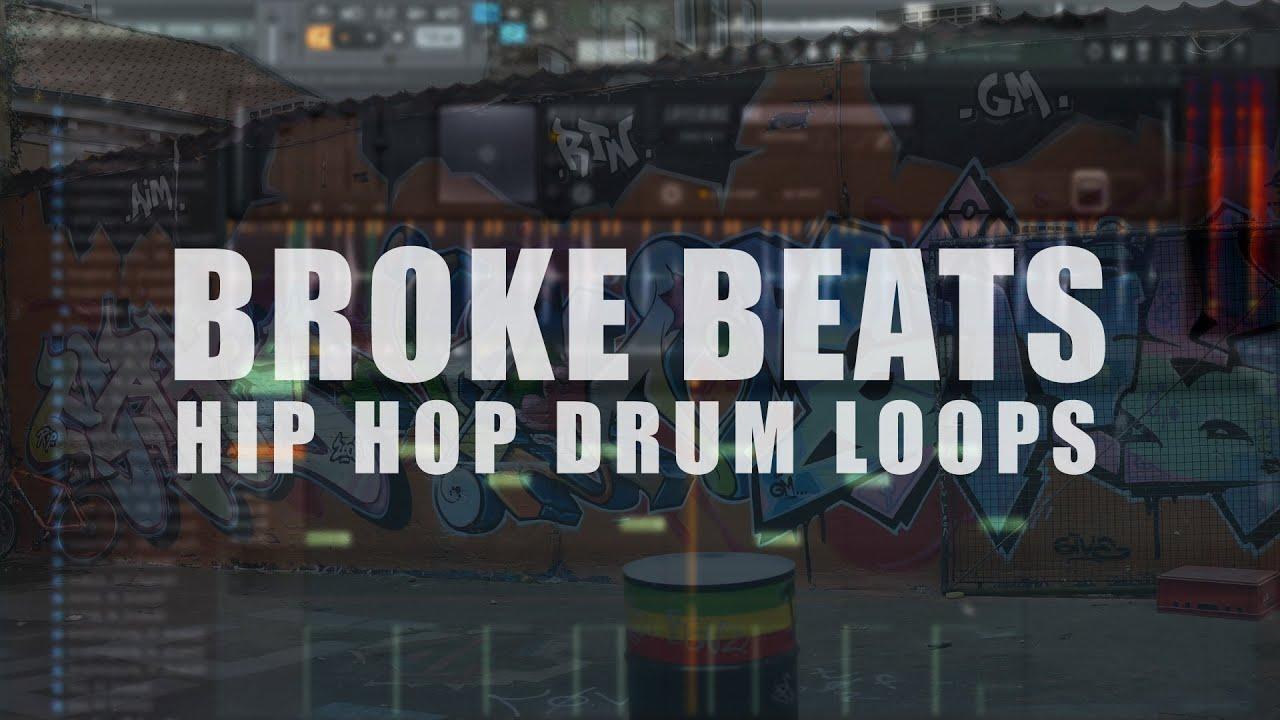 Broke Beats Hip-Hop Sample Library | Image-Line - YouTube