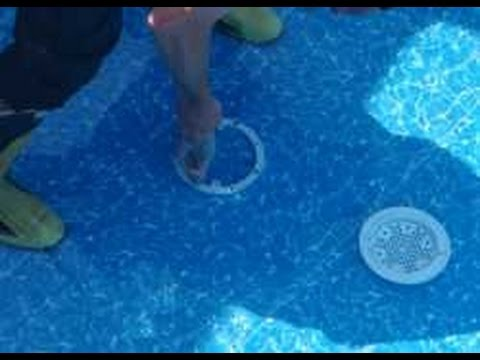 Are pool drains dangerous youtube - Swimming pool main drain cover replacement ...