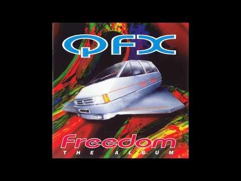 QFX - Freedom (Full Album)