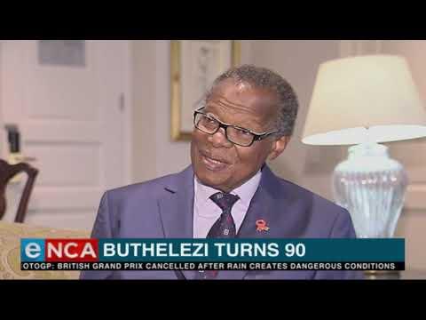 Buthelezi turns 90