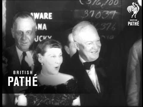 President Eisenhower Aka Ike Wins! (1952)