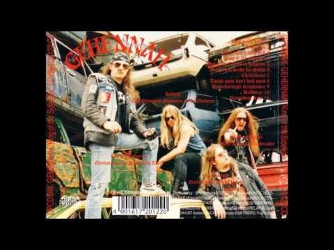 Gehennah - King Of The Sidewalk (Full Album) [1996]