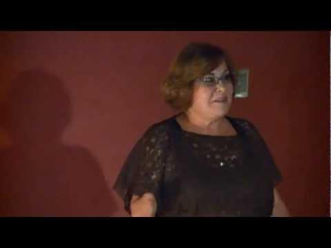 Lázara Lessonier at TEDxCidadeMorena