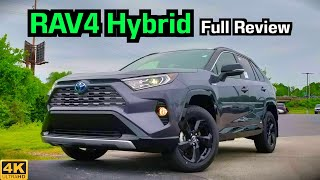 2019 Toyota RAV4 Hybrid: FULL REVIEW + DRIVE | THIS is the RAV4 to Get!