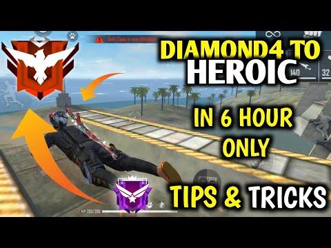Diamond To Heroic