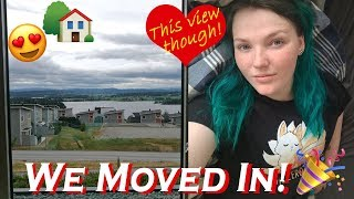 Moving into our New Apartment! | Moving VLOG #3