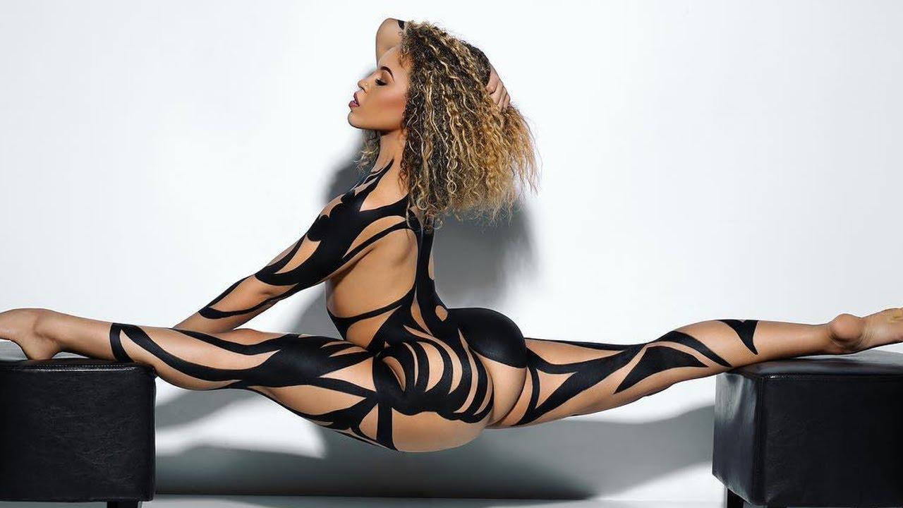 Flexible women pics