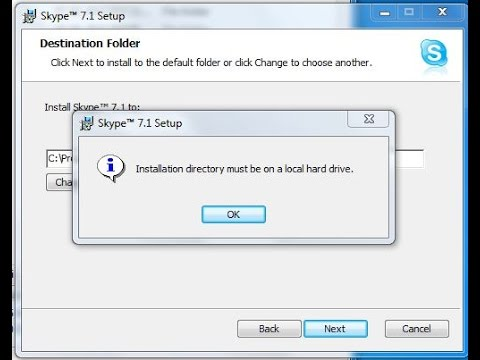 How to install  msi file windows 7