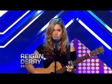 Reigan Derry   Someone Like You