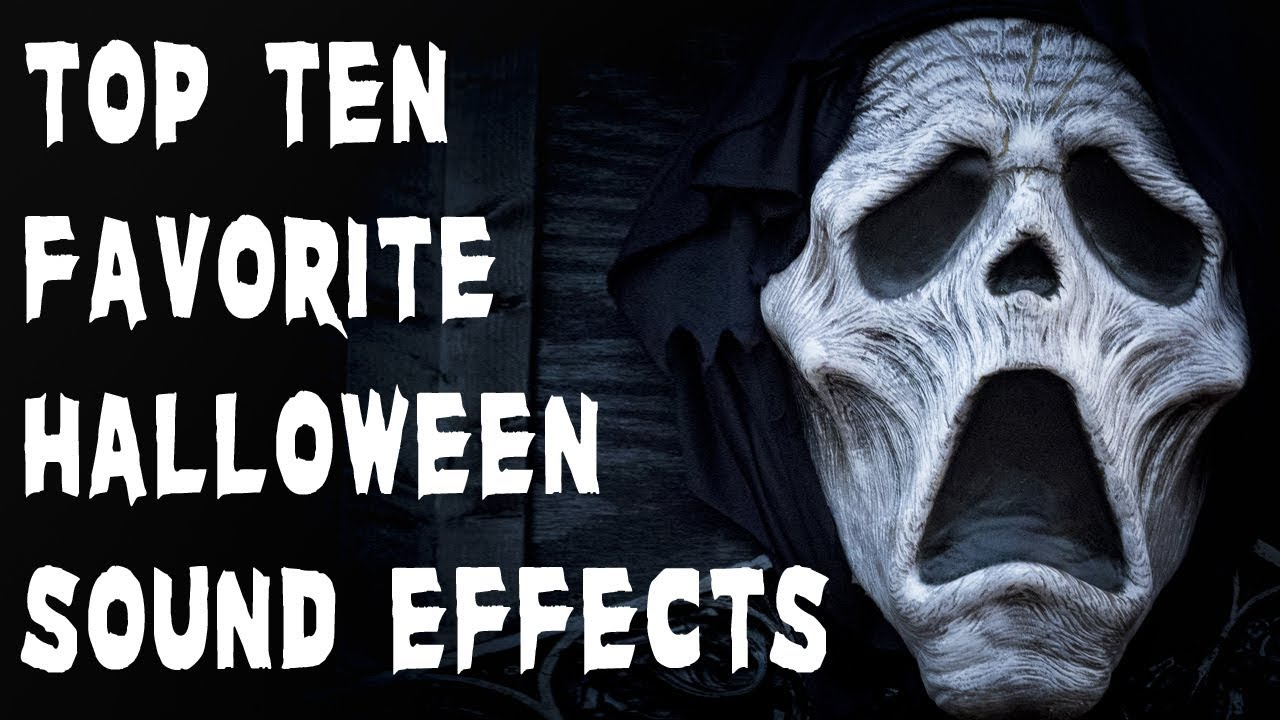 Top 10 Halloween Sound Effects – Sound Ideas Blog
